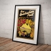 Vintage Australian Advertising Poster - Buy Australian Fruit