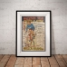 Vintage Advertising Poster - Malvern Star Opperman
