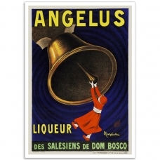 Angelus Liqueur -Vintage French Advertising Poster