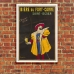 Biere du Fort-Carre, St-Dizier - Vintage French Advertising Poster