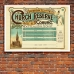 Church Reserve Bell Street, Coburg - Vintage Australian Advertising Poster