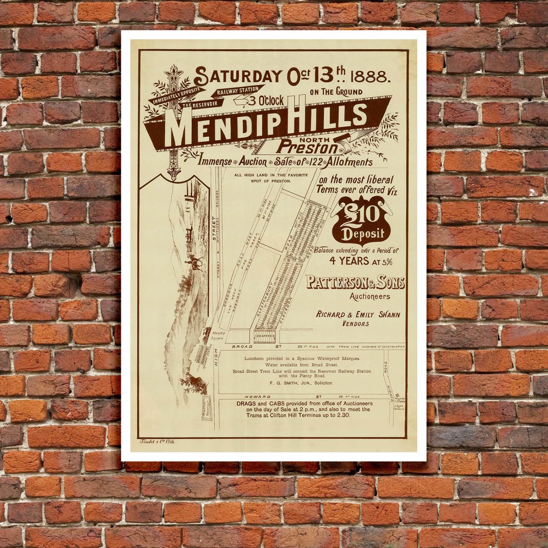 Mendip Hills North Preston Auction Notice | Real-Estate ...