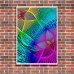 Abstract Art - Psychedelic Fish Net