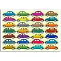 Abstract Art - Multi Coloured Beetles Poster-2