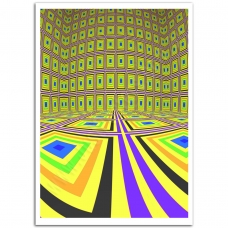 Abstract Art - Psychedelic Gallery