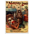 Book Cover Poster - To Nursery Land