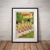 Vintage Advertising Poster - Bearings For Sale Here