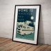 Auto Poster - Home is Wherever You Park
