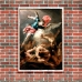 Fine Art Poster - Fall of the Rebel Angels