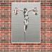 Street Art Poster - Consumer Jesus