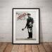 Street Art Poster - Follow Your Dreams