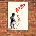 Street Art Poster - Padua Love Child