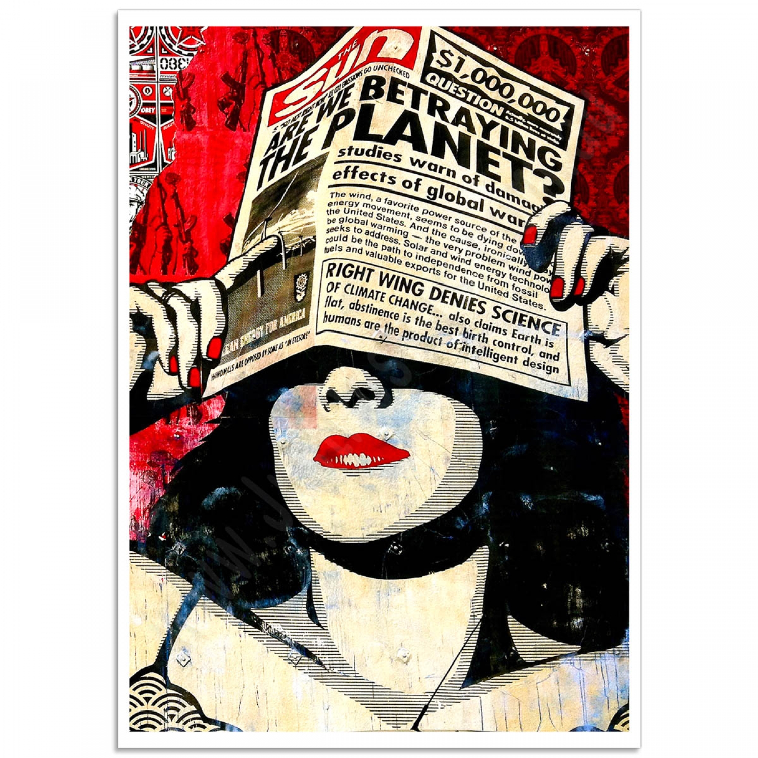 Purchase Street Art Posters Online