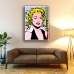 Pop Art Poster - Marilyn Monroe