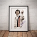 Hollywood Photographic Poster - Steve McQueen, LeMans