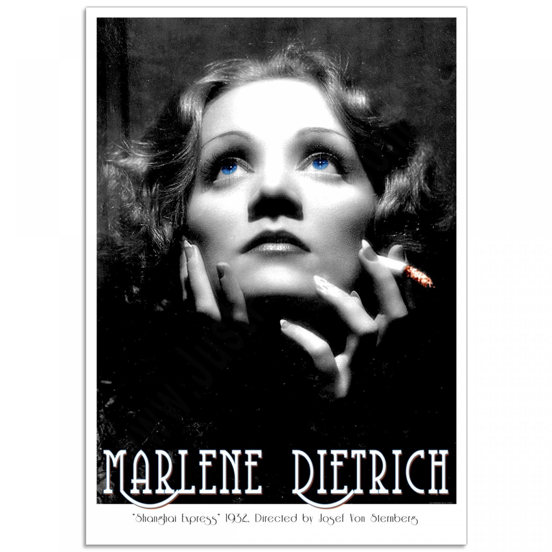 Marlene Dietrich Shanghai Express