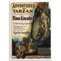 Movie Poster - The Adventures of Tarzan (1921)