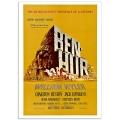 Movie Poster - Ben-Hur 1959