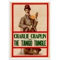 Movie Poster - Tango Tangles Charlie Chaplin (1914)
