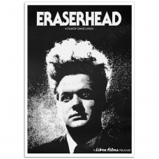 Movie Poster - Eraserhead 1977