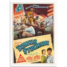 Movie Poster - Eureka Stockade 1949