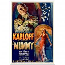 Movie Poster - The Mummy 1932 [Boris Karloff]