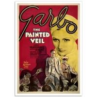 Movie Poster - The Painted Veil - Greta Garbo
