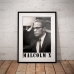 Activist Poster - Malcolm X Photographic Poster
