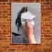 Street Art Poster - Chalk Street Art