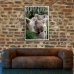 Australian Wildlife Poster - Otway Coast Koalas