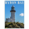 Australian Photographic Poster - Byron Bay Lighthouse