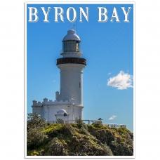 Australian Photographic Poster - Byron Bay Lighthouse
