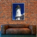 Australian Photographic Poster - Cape Byron Lighthouse