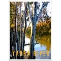 Melbourne Poster - Yarra River Poster