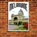 Melbourne Poster - Royal Exhibition Building