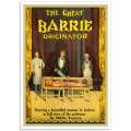 Vintage Theatrical Poster - The Great Barrie