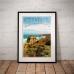 Australian Photographic Poster - Great Ocean Road