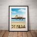 Melbourne Poster - St Kilda Pier