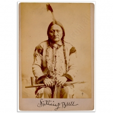 People Poster - Chief Sitting Bull