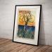 Vintage Bicycle Poster - Deesse Bicycle