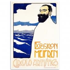 Art Nouveau Poster - Exposure Meifren