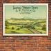 Lilydale Township Estate - Vintage Australian Promotional Poster