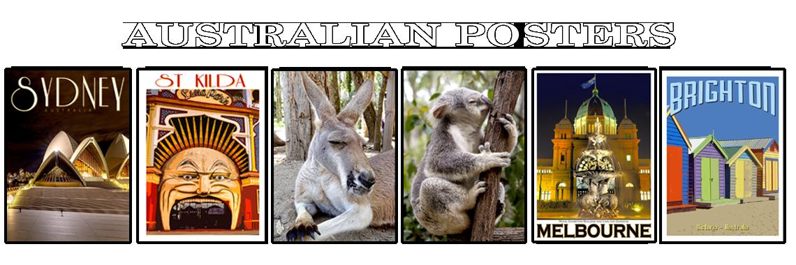 Australian Posters